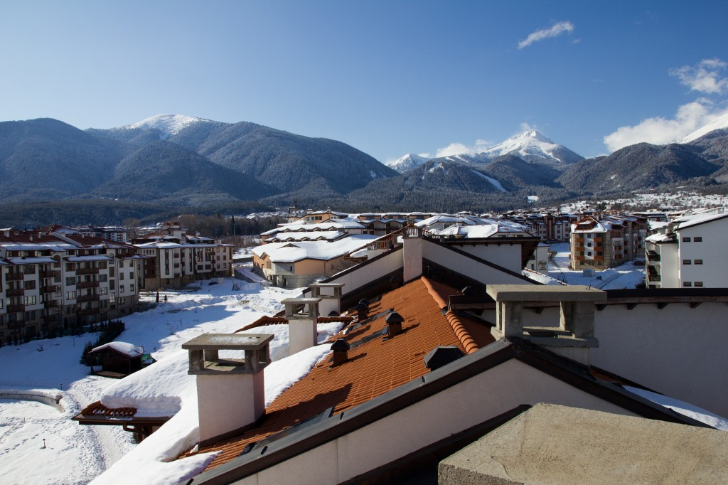 Accommodatie in wintersport bestemming Bansko, Bulgarije