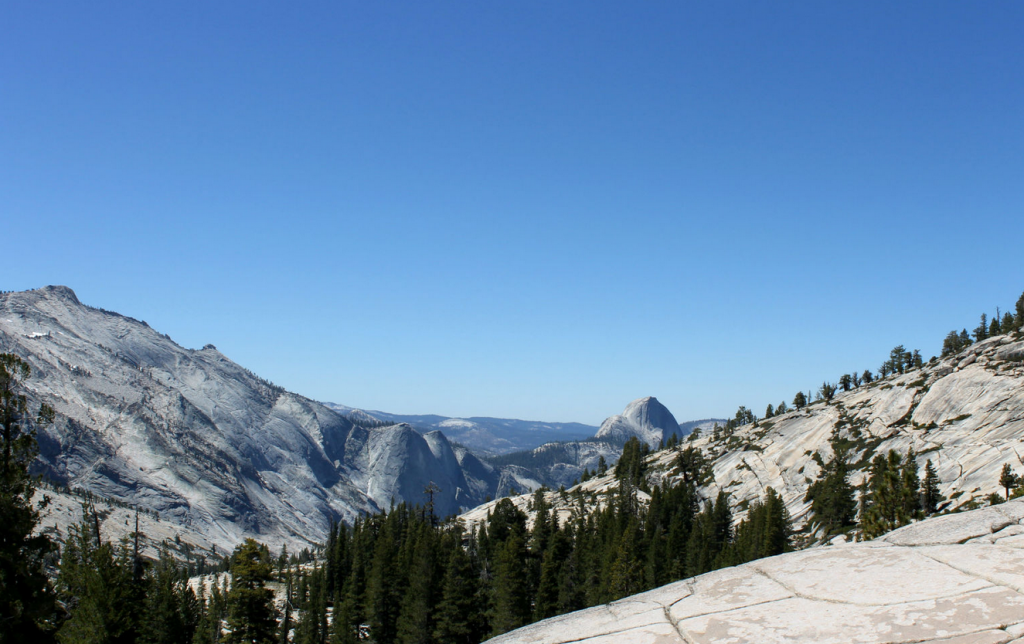De highlights van Yosemite NP-2