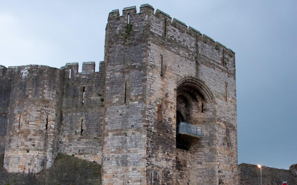 Het kasteel van Caernarfon is een van de culturele hotspots van Wales