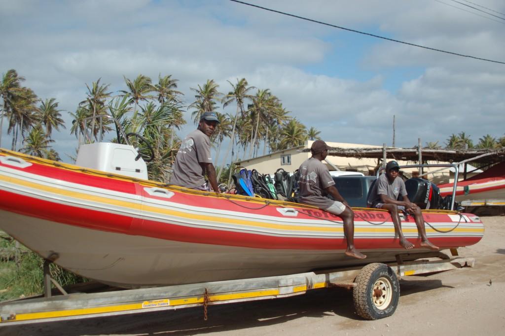 Tofo Mozambique