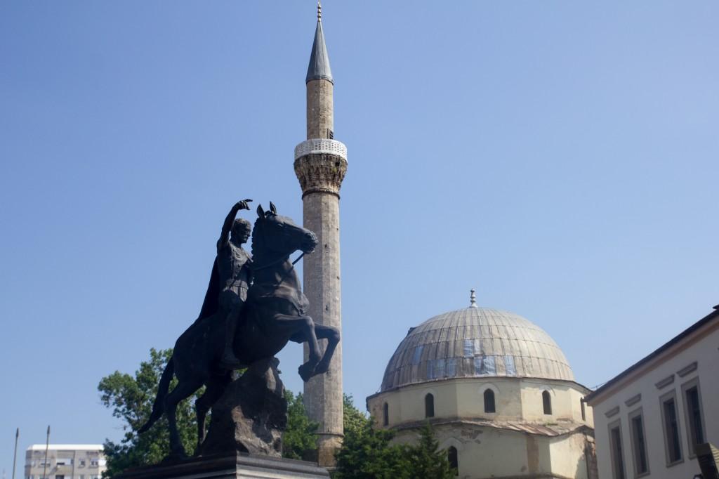 Het sfeervolle centrum van Bitola