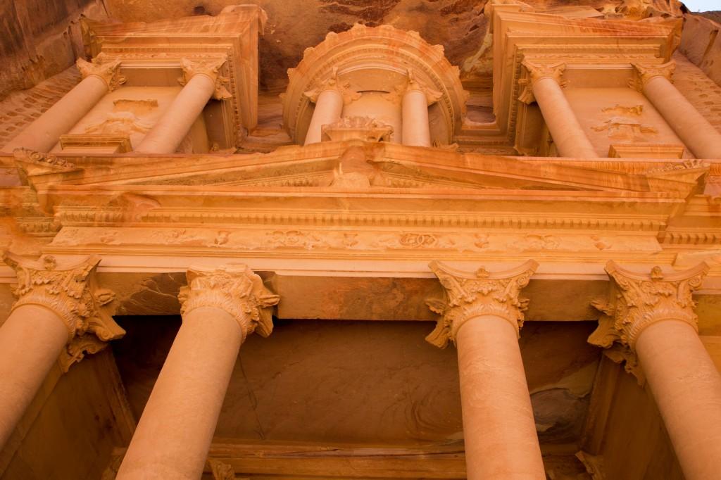 De Treasury van Petra