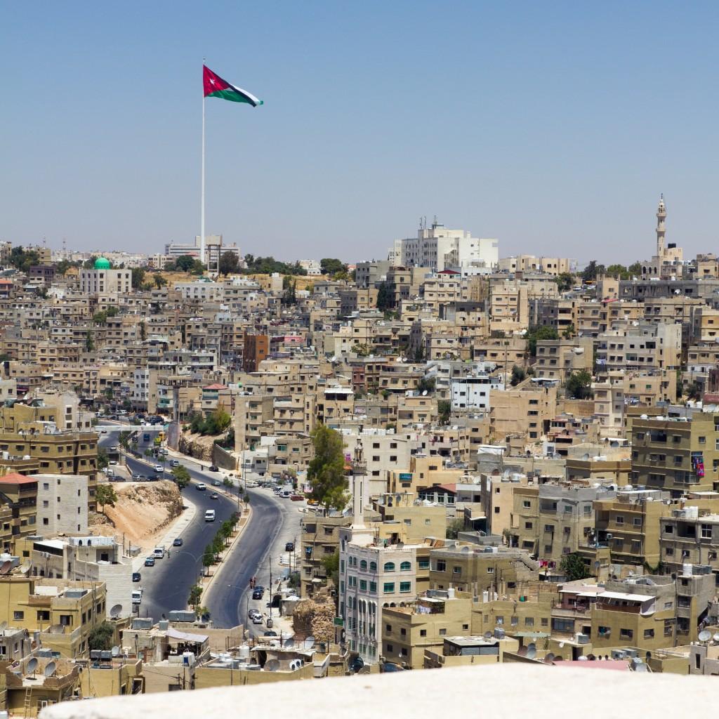 Het wonderlijke Amman