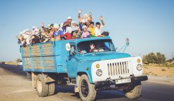 Reizen door Turkmenistan in 5 dagen