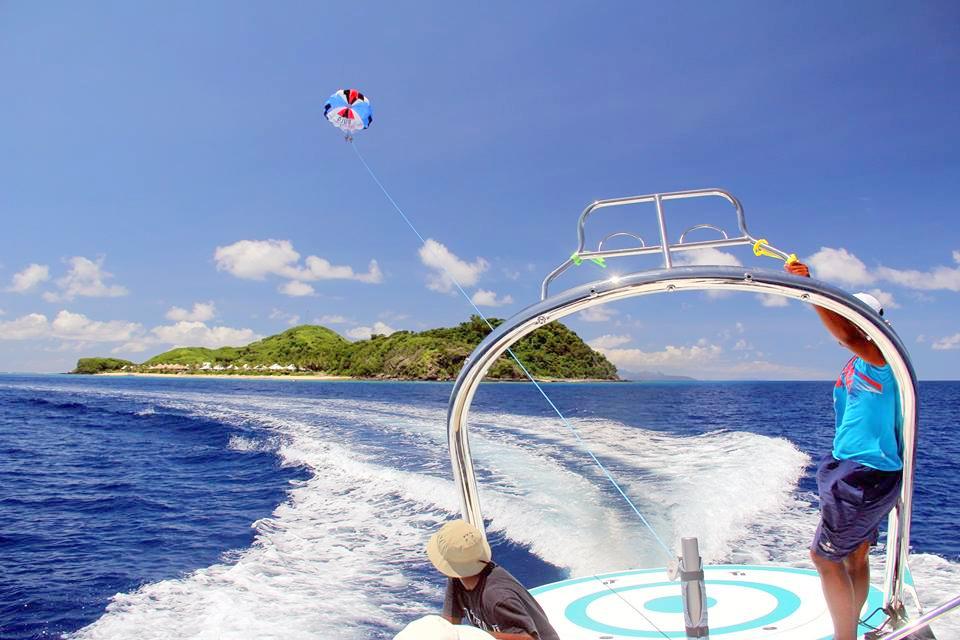 parasailing 2