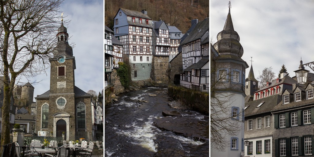 Monschau collage