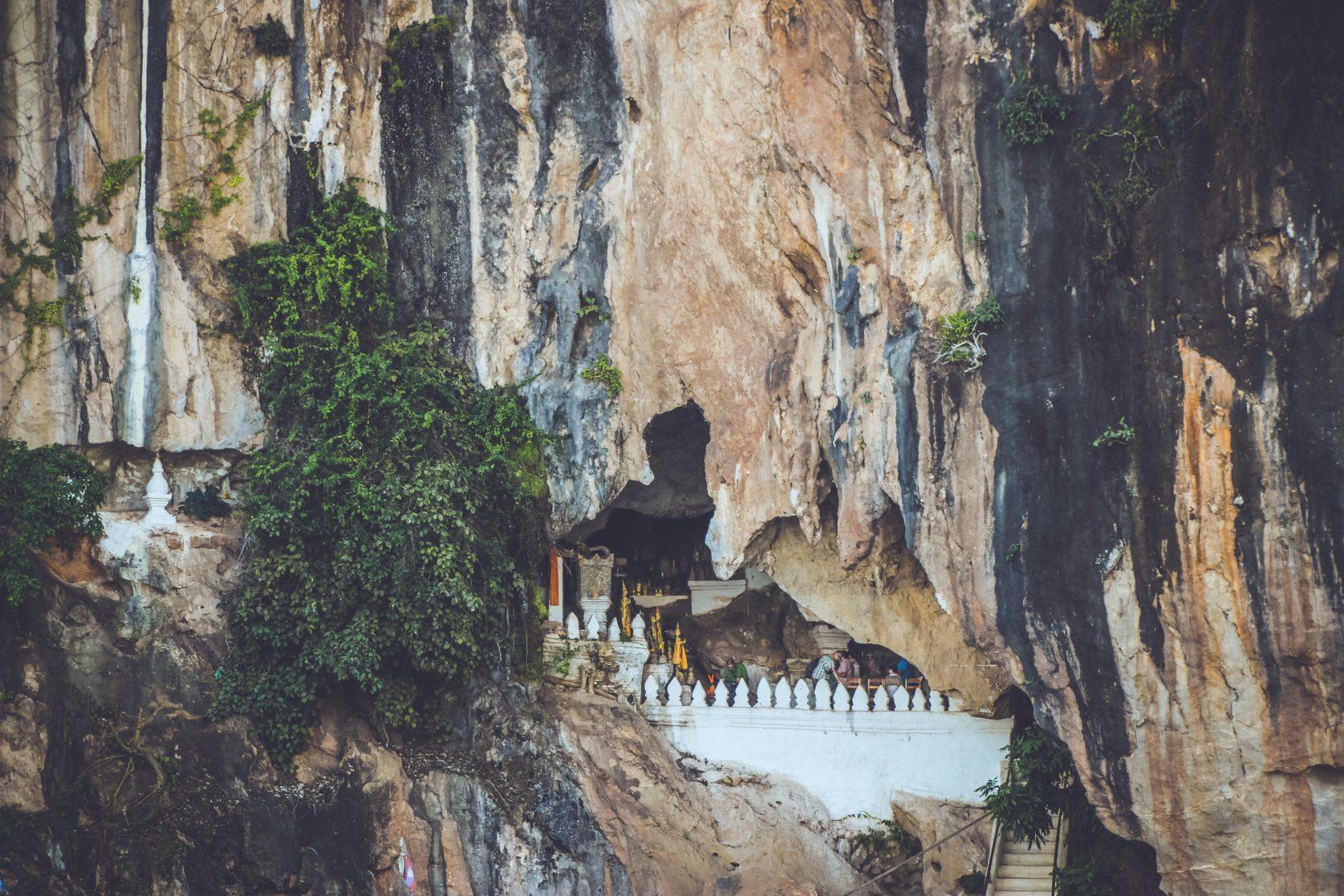 Cave luang prabang