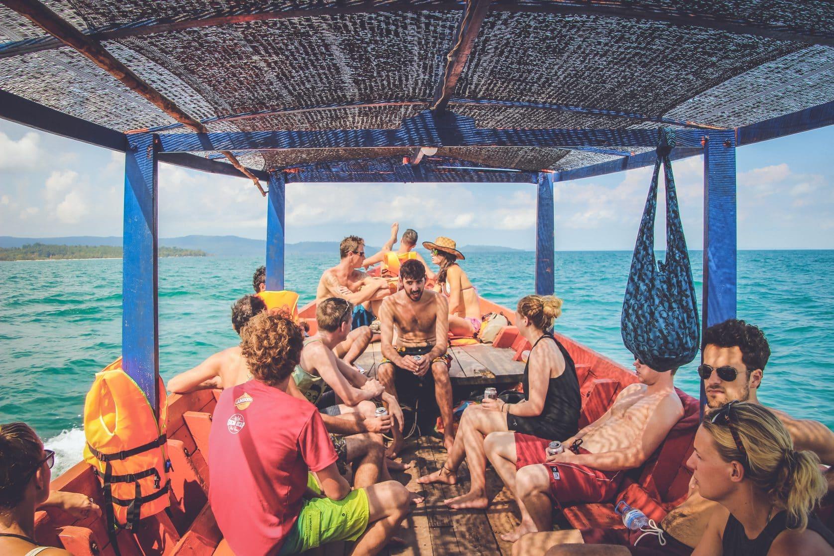 koh rong boat