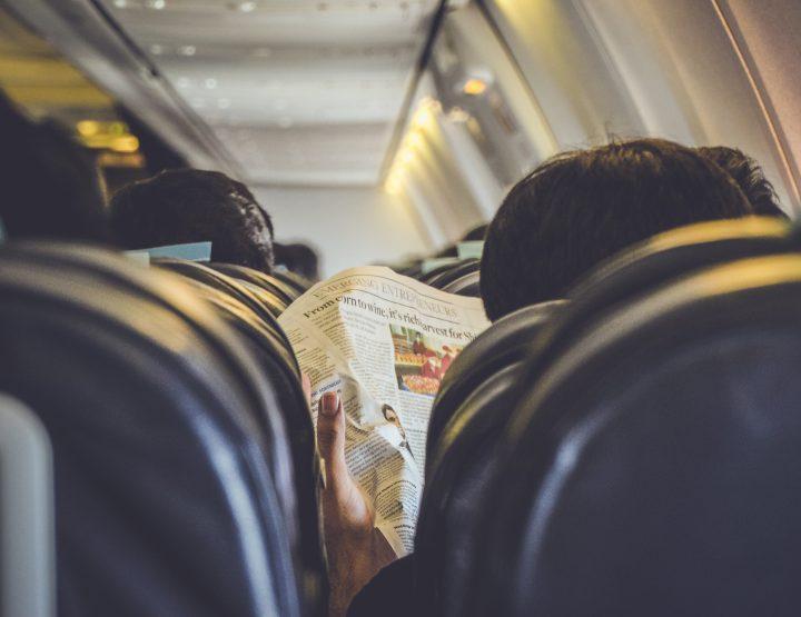 De 15 grootste ergernissen in het vliegtuig