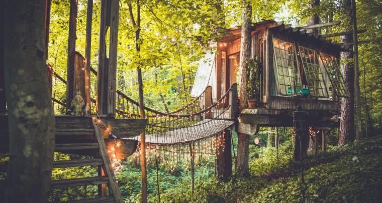 Dit zijn de meest romantische accommodaties ter wereld