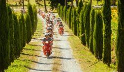 Ga mee op roadtrip door Italië met The Vespa Trip!