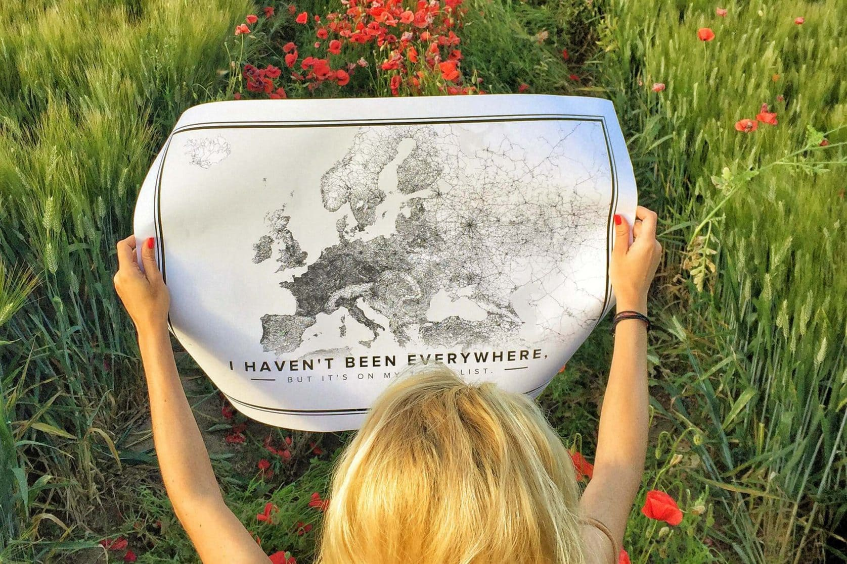 mapiful reis poster maken