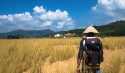 VIDEO: Zo gaaf is het om te backpacken in Vietnam