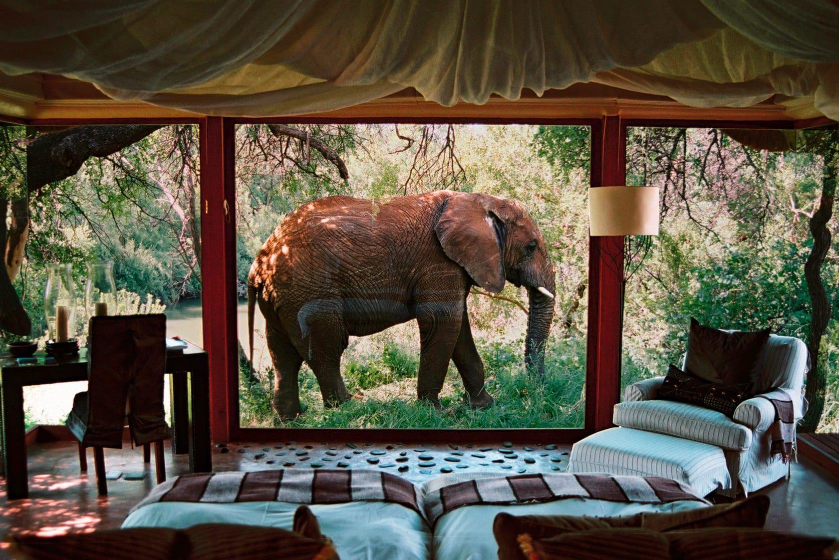 zuid-afrika romantische lodge