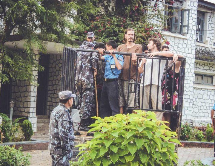 Interview: Onterecht in een Nepalese gevangenis