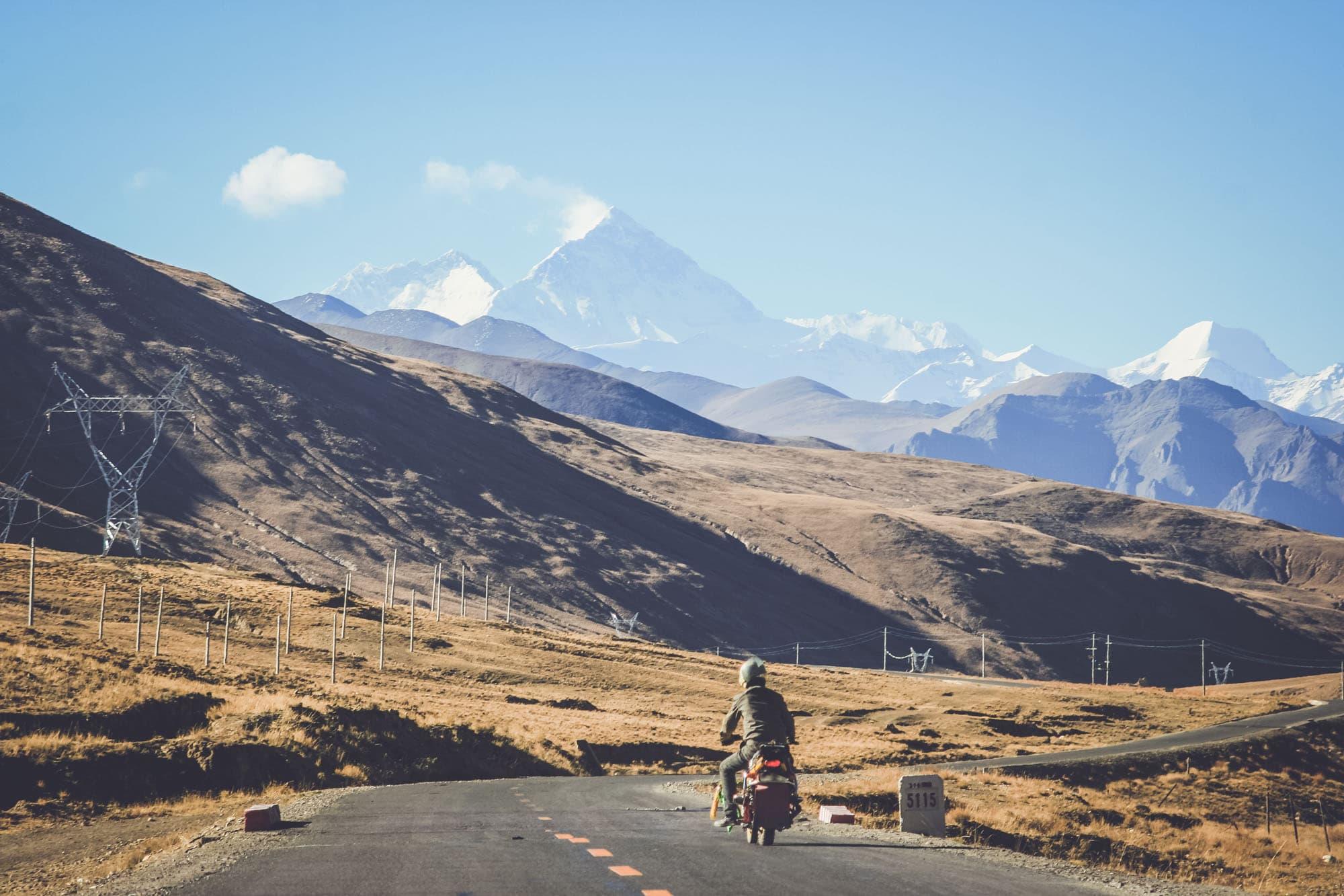 Reisjunk waarom tibet een geweldige reisbestemming is - Aperitief plateau huis van de wereld ...