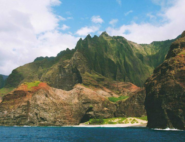 Zo mooi is het om te kamperen op Hawaii