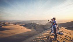 MUST DO: Sandboarden in de woestijn bij Huacachina