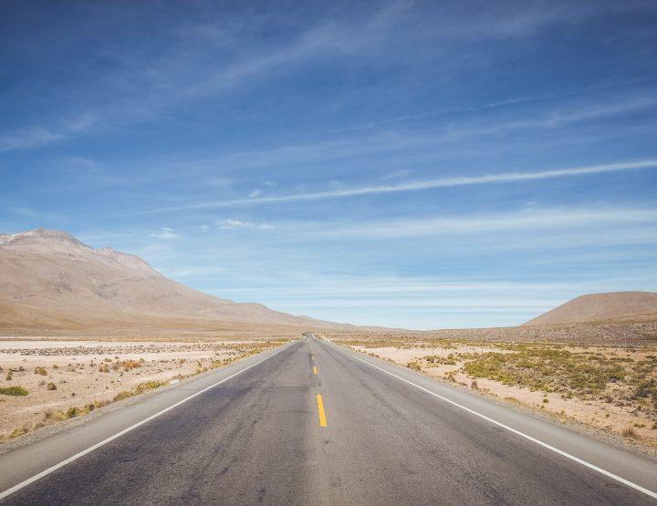 Reisroute voor Peru in twee tot drie weken