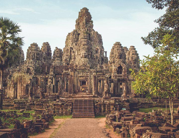 Reisroute voor Cambodja in twee weken