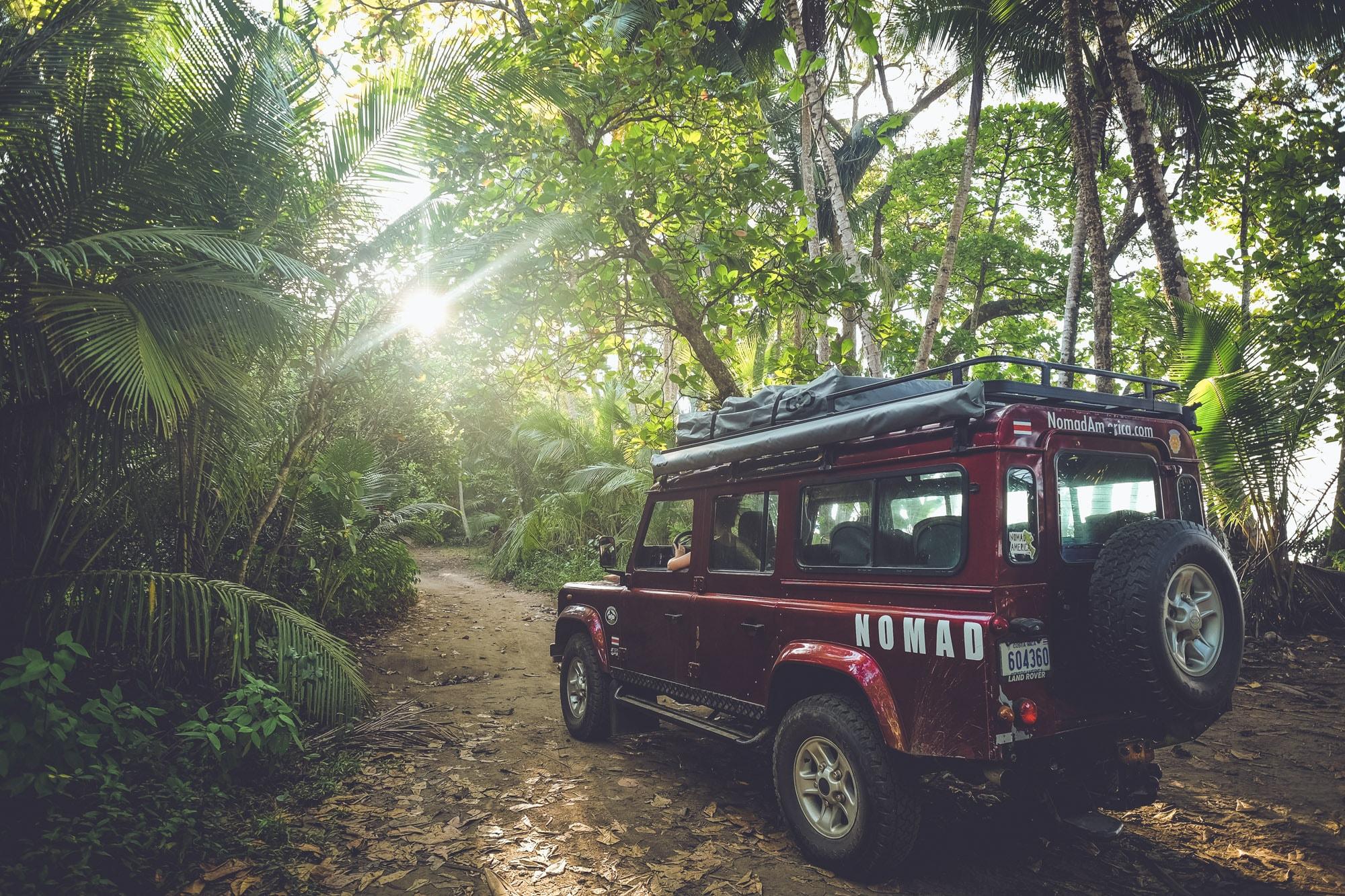 4x4 met daktent huren Costa Rica | Roadtrip | Reisblog
