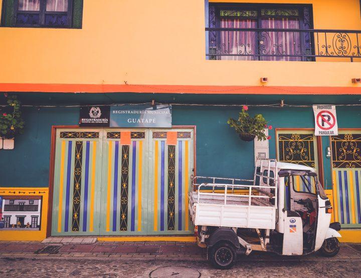 Kleurrijk Guatape: het perfecte uitstapje vanuit Medellin