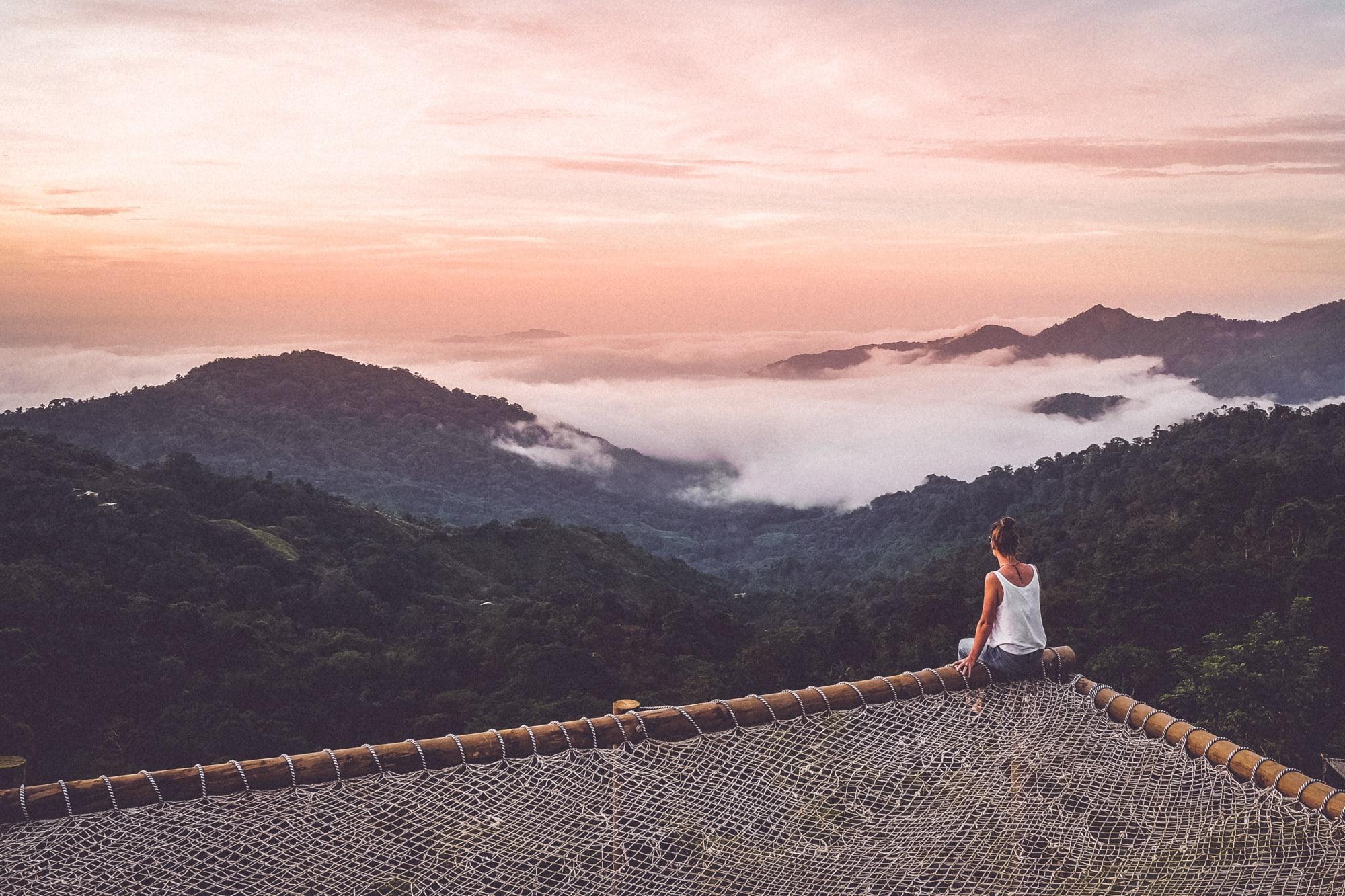 Hangmat Zuid Amerika.Reisjunk Verblijf In Minca Bij Het Unieke Casa Elemento