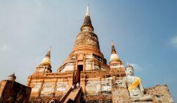 Dit zijn de 5 mooiste tempels van Ayutthaya